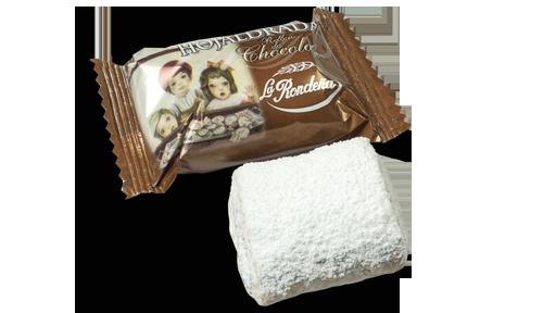 Hojaldrada rellena de chocolate bolsa de 500 grs.