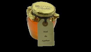 Miel de azahar tarro de 400 grs.