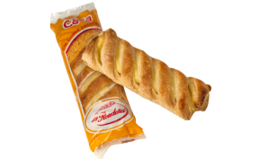 Caña de crema pastelera caja de 12 udes., 1 kgr.